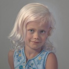 Emma, Head and Shoulders pastel portrait